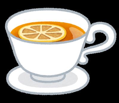 紅茶のしみ抜き