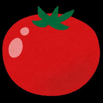 トマトの染み抜き