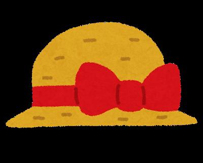 麦わら帽子の洗い方