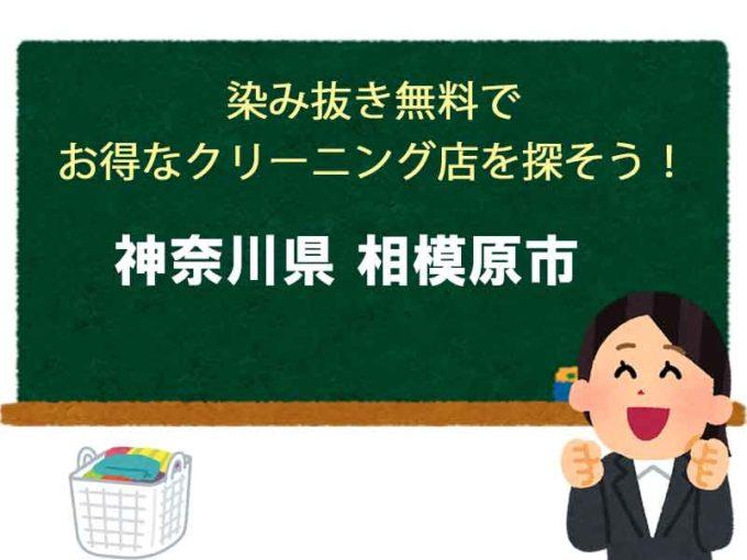 神奈川県相模原市、宅配クリーニング