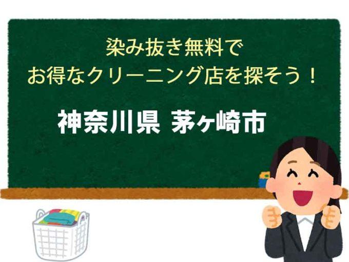 神奈川県茅ヶ崎市、宅配クリーニング